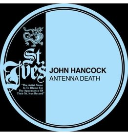 New Vinyl John Hancock - Antenna Death LP