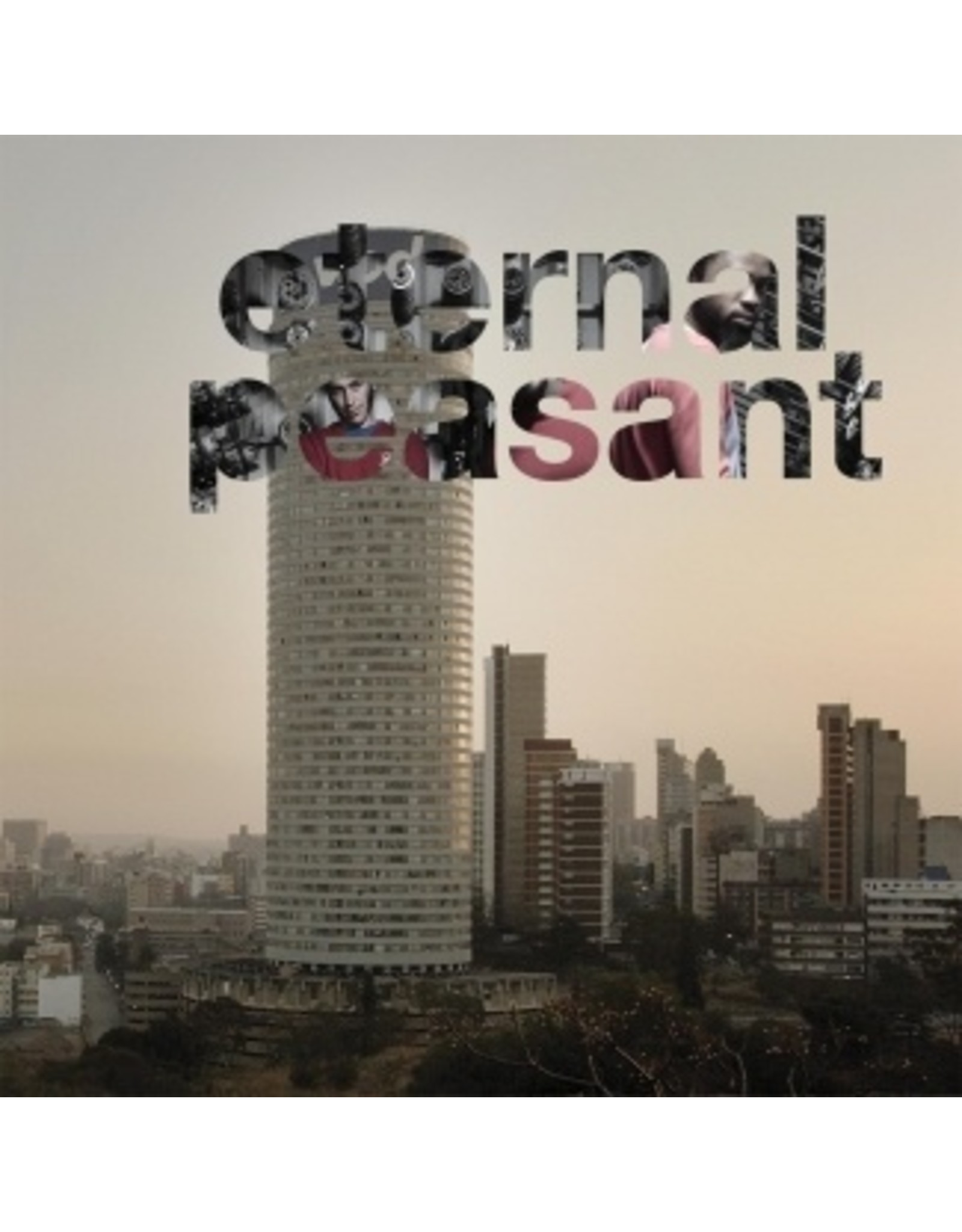 New Vinyl Motèl Mari - Eternal Peasant LP+DVD
