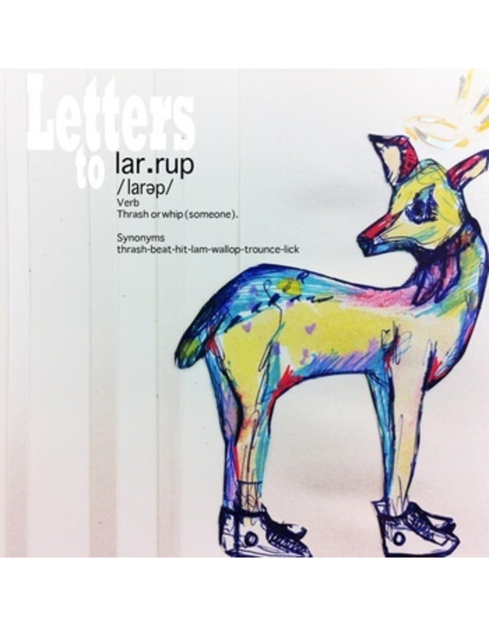 """New Vinyl Pocket Of Lollipops - Letters To Larrup 7"""""""