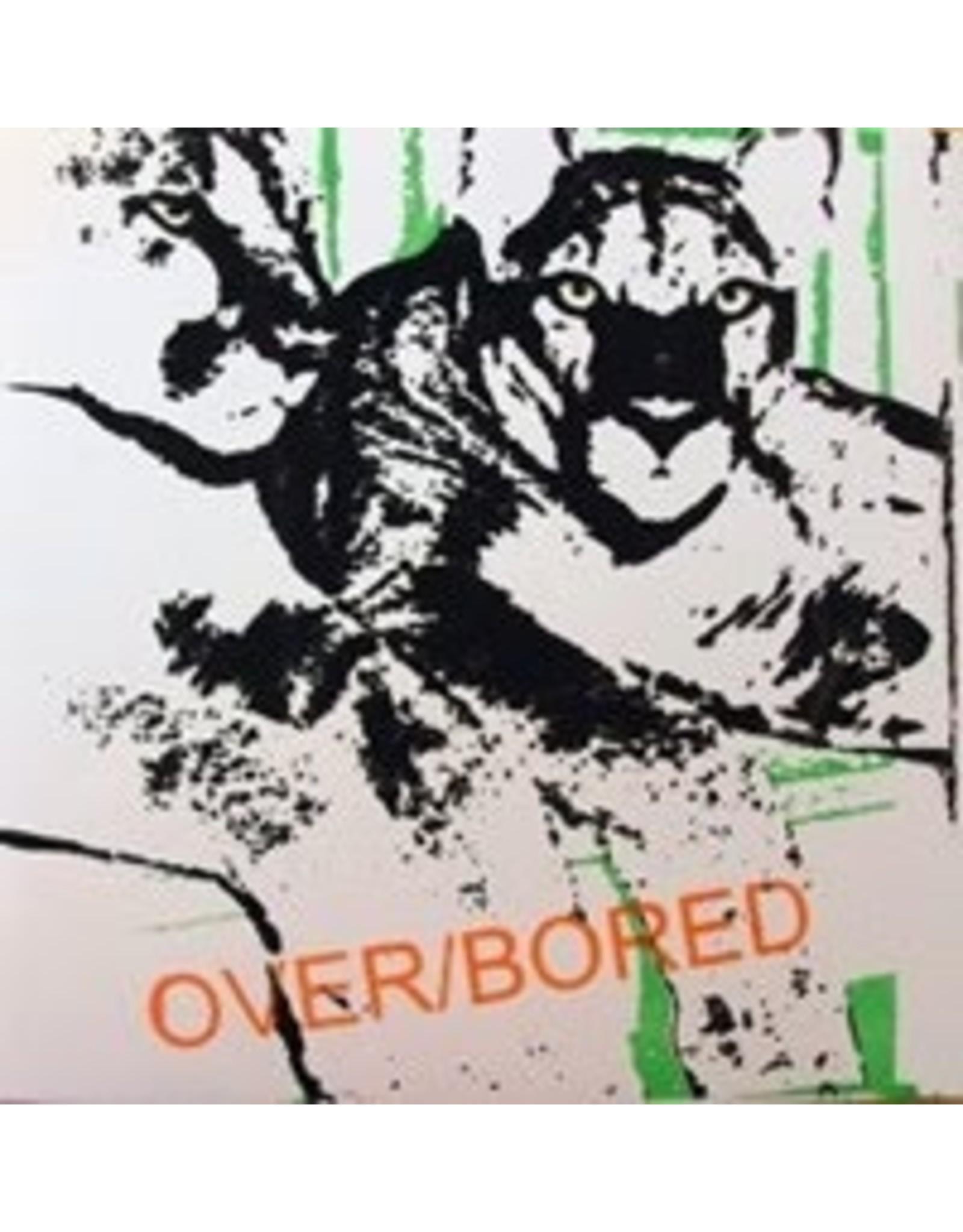 New Vinyl Various - OVER/BORED LP