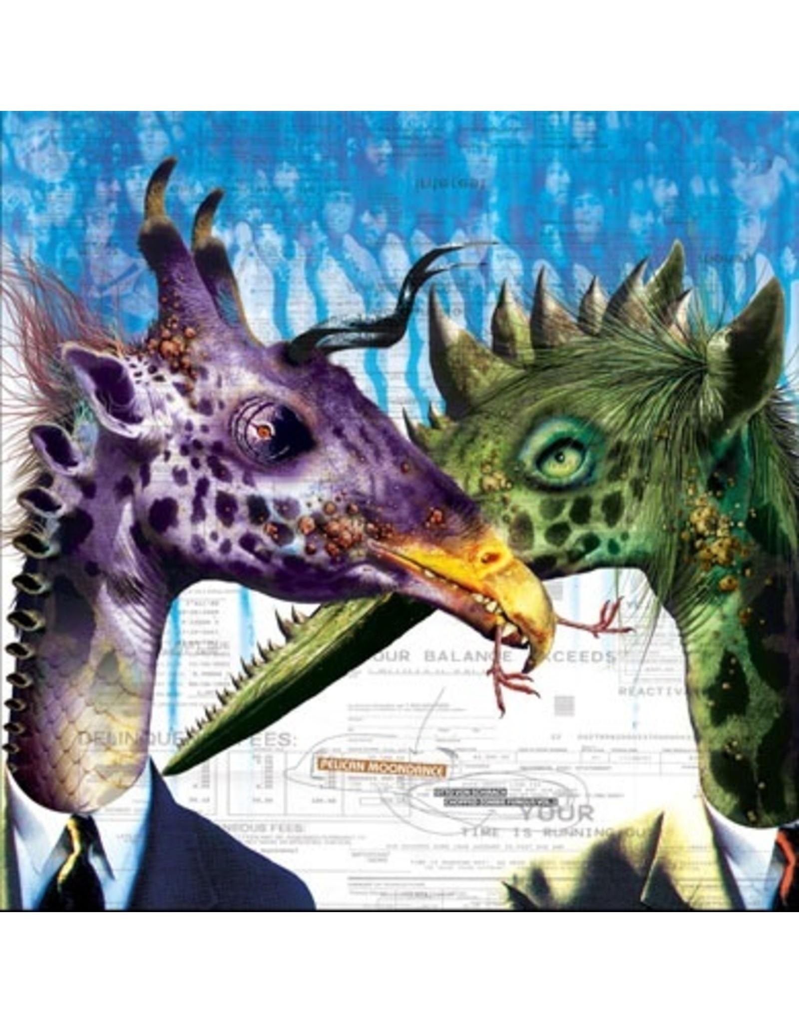 New Vinyl Otto Von Schirach - Pelican Moondance 12''