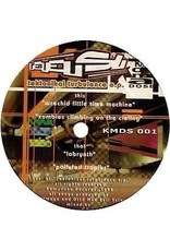 """New Vinyl Level SL - Tektonikal Turbulence 12"""""""