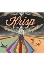 """New Vinyl Krisp - Will You Tell Me 7"""""""