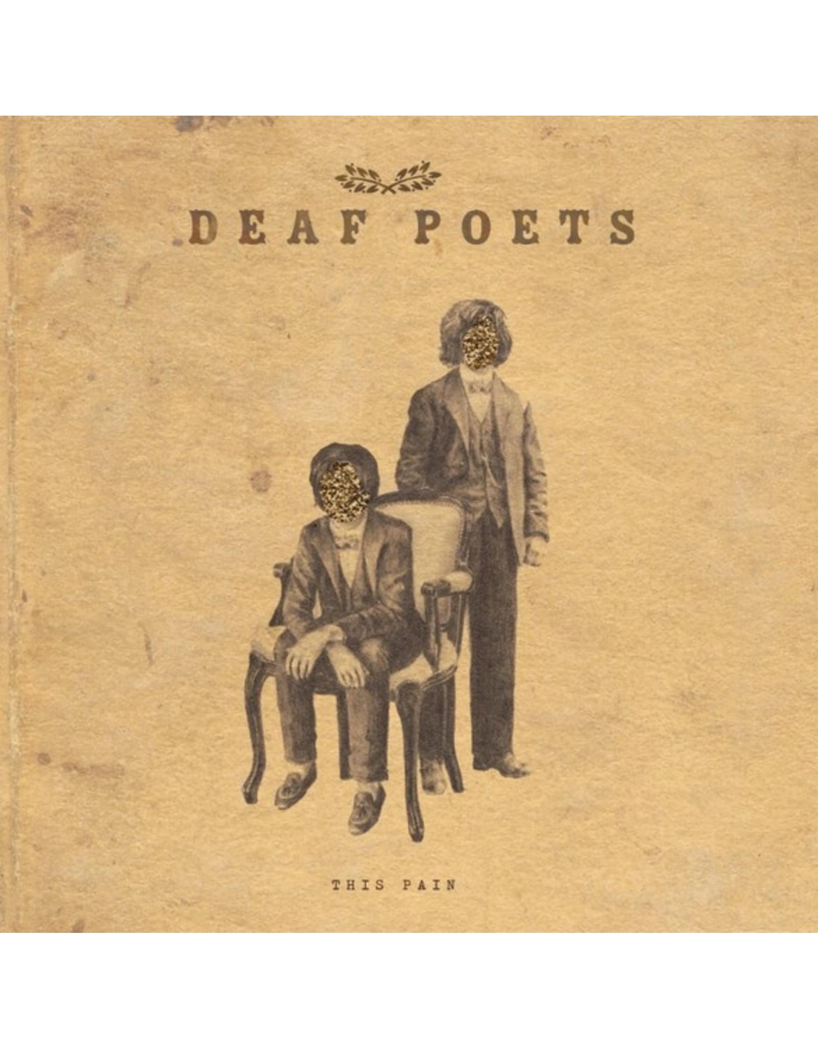 "New Vinyl Deaf Poets - This Pain 7"""