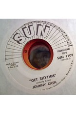 New Vinyl Johnny Cash - Get Rhythm 7""
