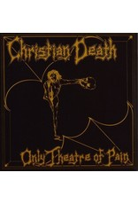 New Vinyl Christian Death - Only Theatre Of Pain (Colored) LP