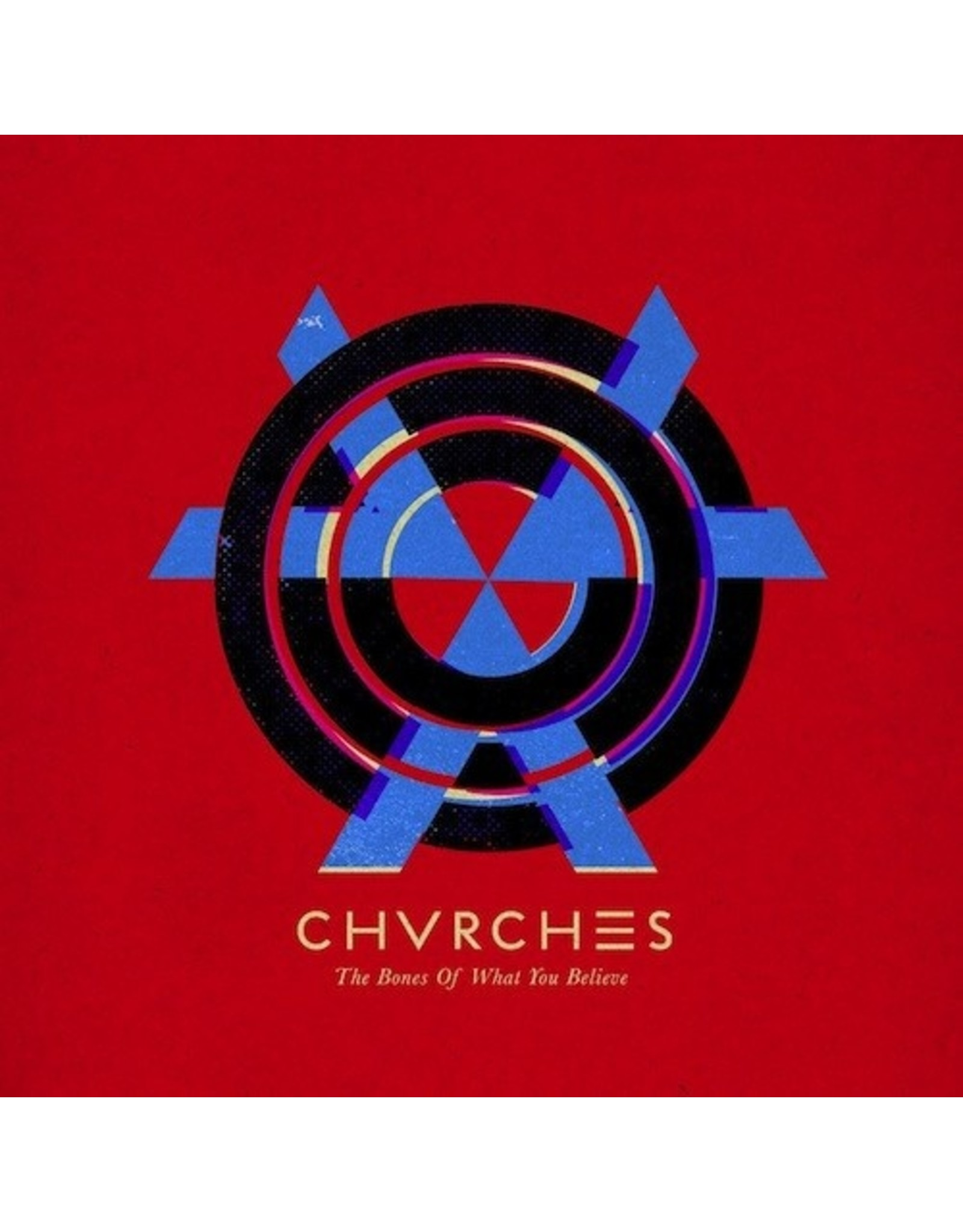 New Vinyl Chvrches - Bones Of What You Believe LP