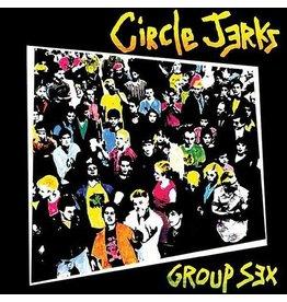 New Vinyl Circle Jerks - Group Sex LP