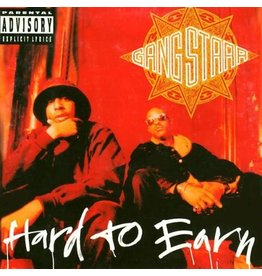 New Vinyl Gang Starr - Hard To Earn 2LP