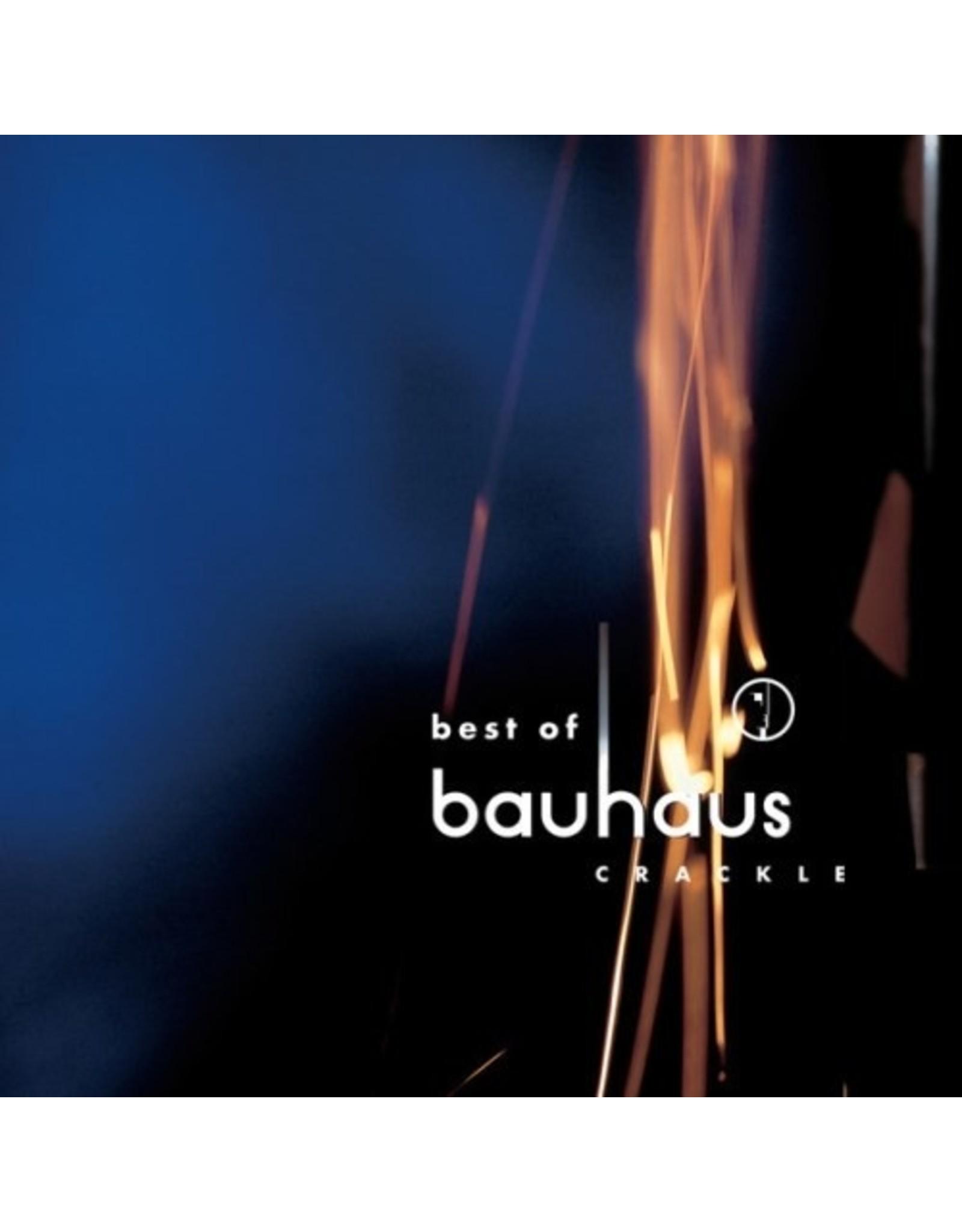 New Vinyl Bauhaus - Crackle: Best of Bauhaus  2LP