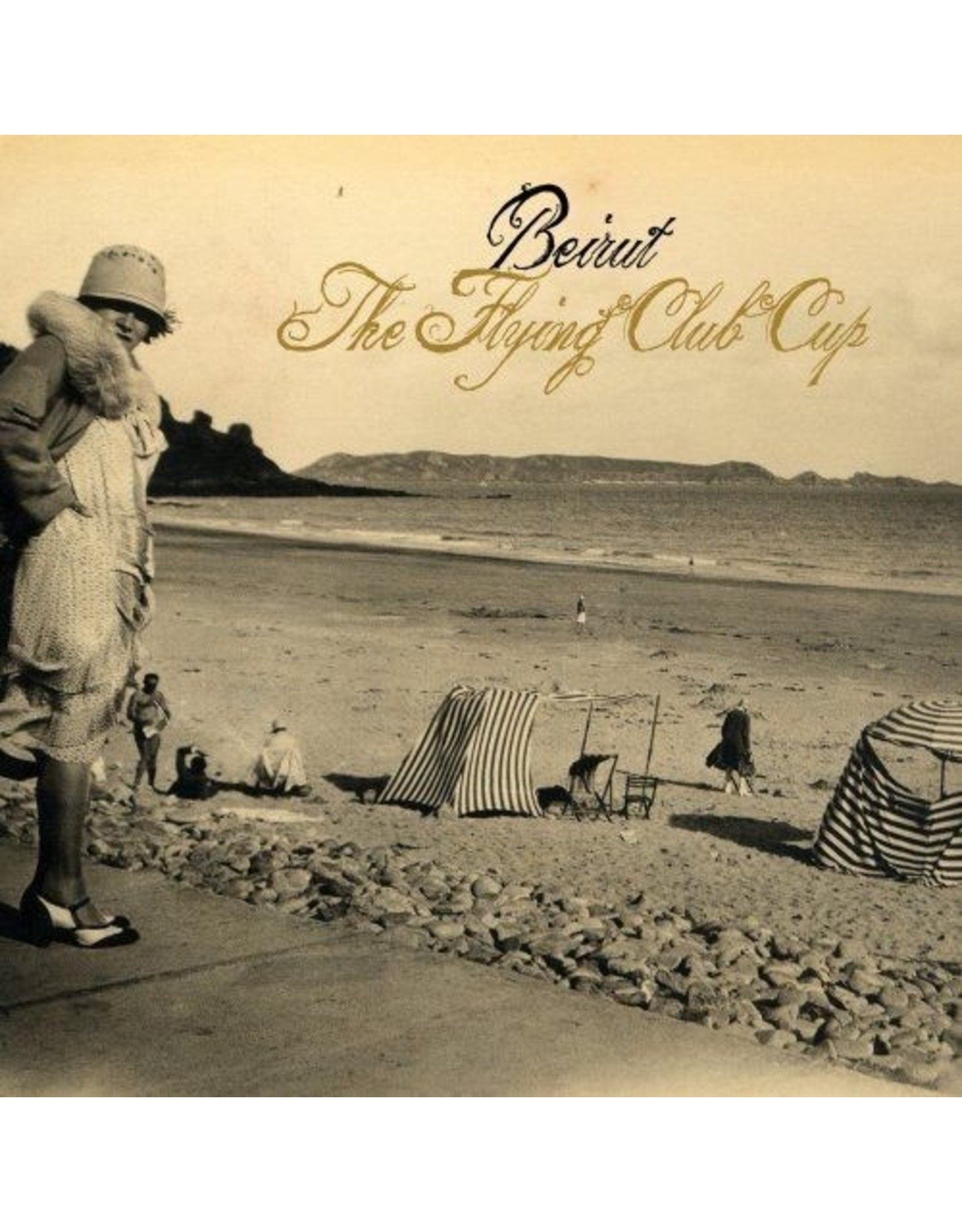 New Vinyl Beirut - The Flying Club Cup LP