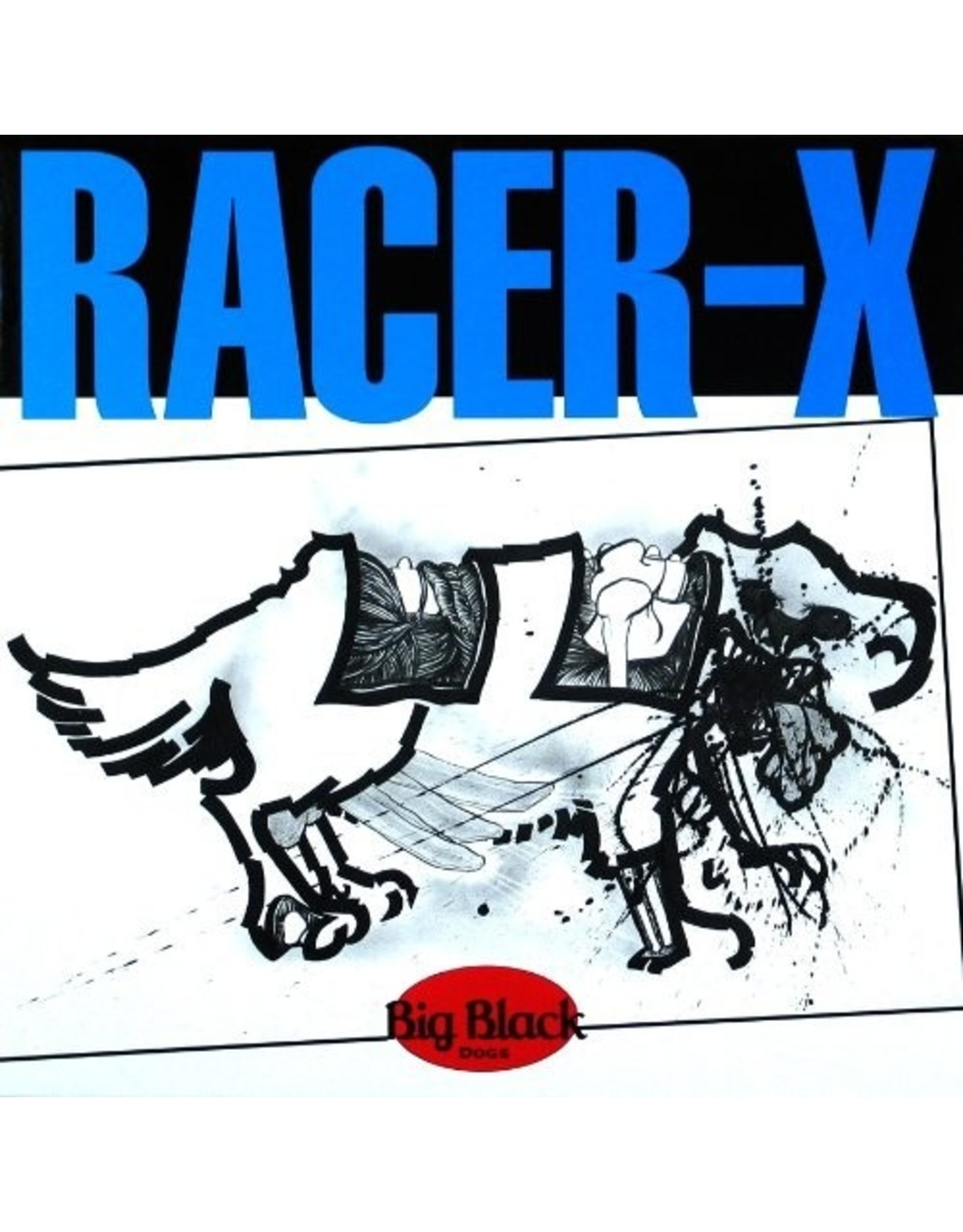 New Vinyl Big Black - Racer-X LP