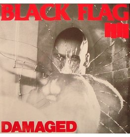 New Vinyl Black Flag - Damaged LP