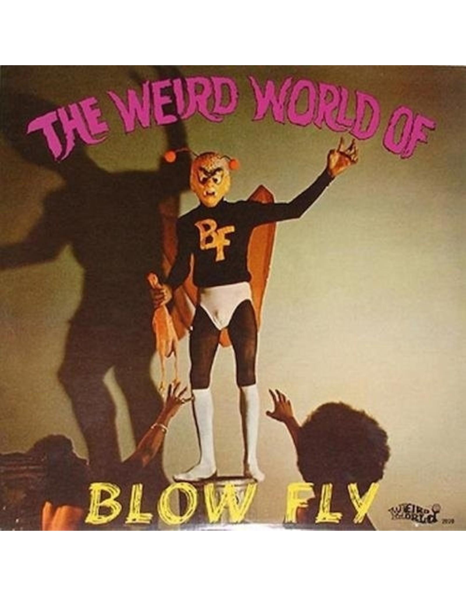 New Vinyl Blowfly - Weird World Of Blowfly LP