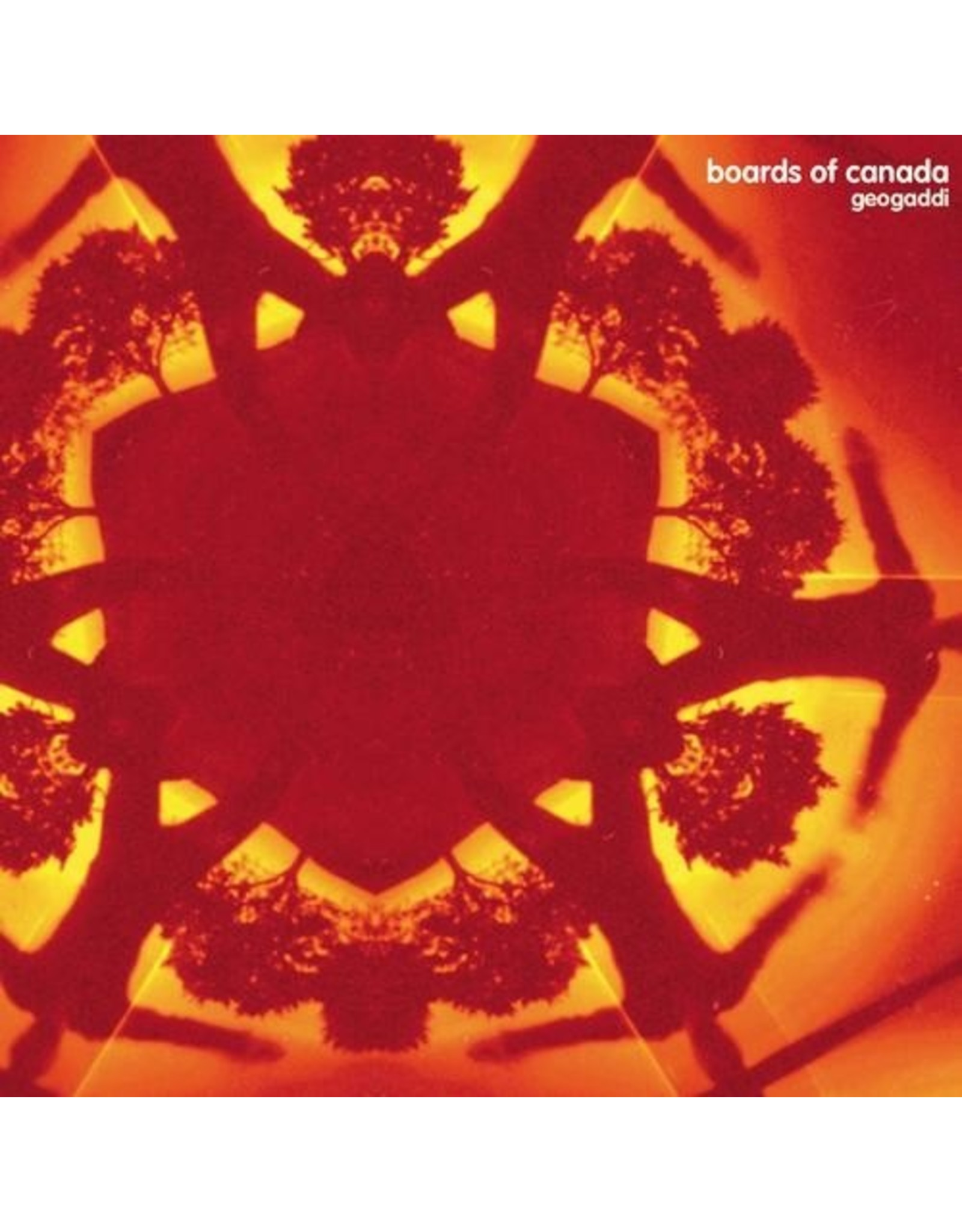 New Vinyl Boards Of Canada - Geogaddi 3LP
