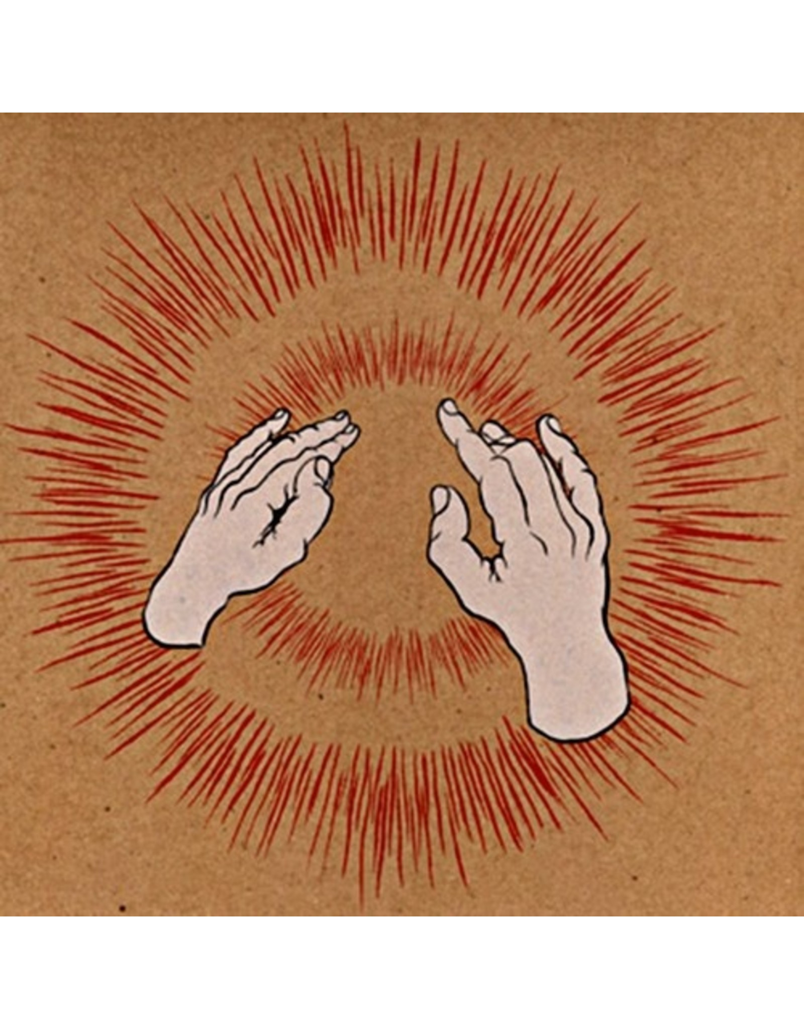 New Vinyl Godspeed You Black Emperor - Lift Your Skinny Fists Like Antennas To Heaven 2LP