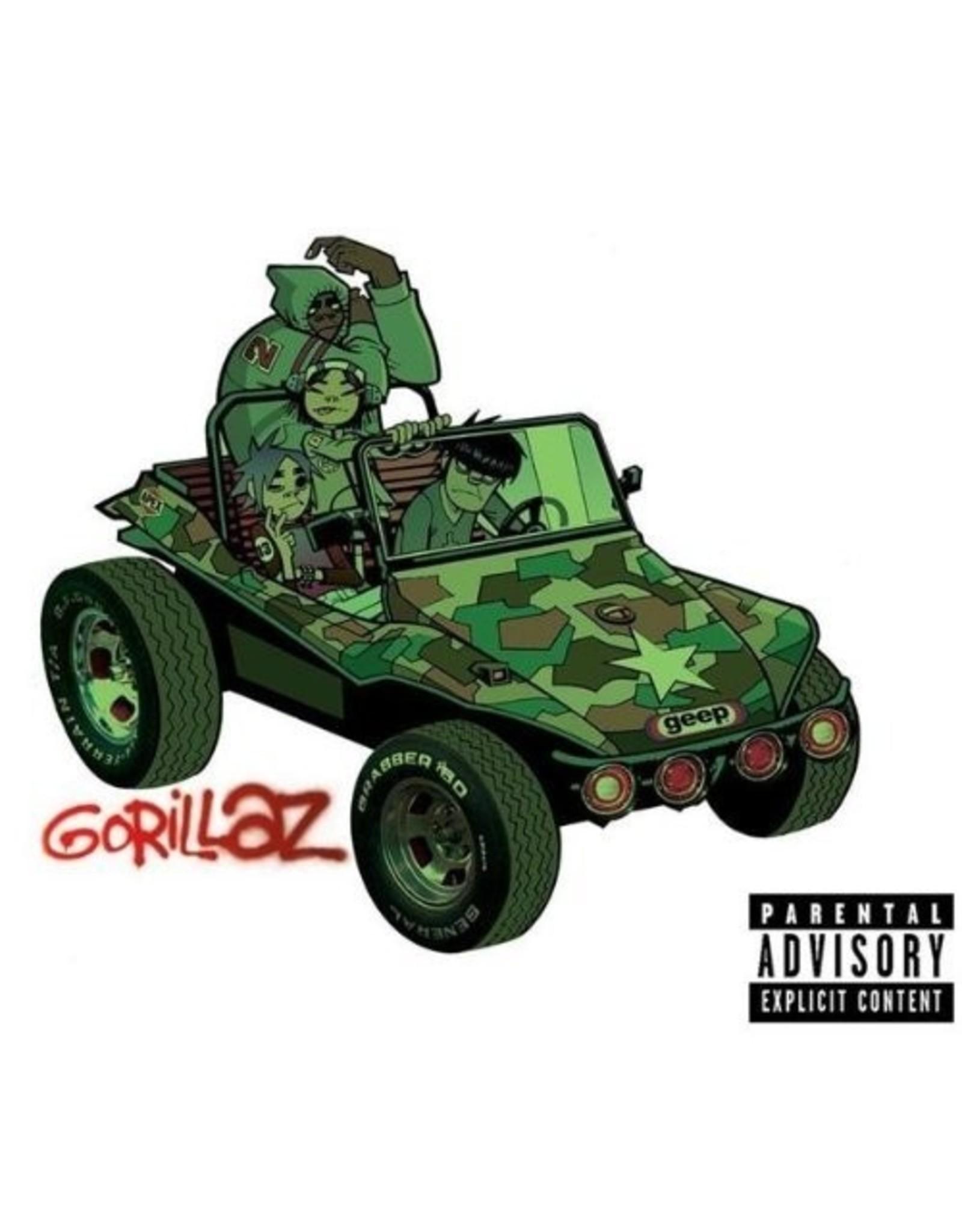 New Vinyl Gorillaz - S/T 2LP