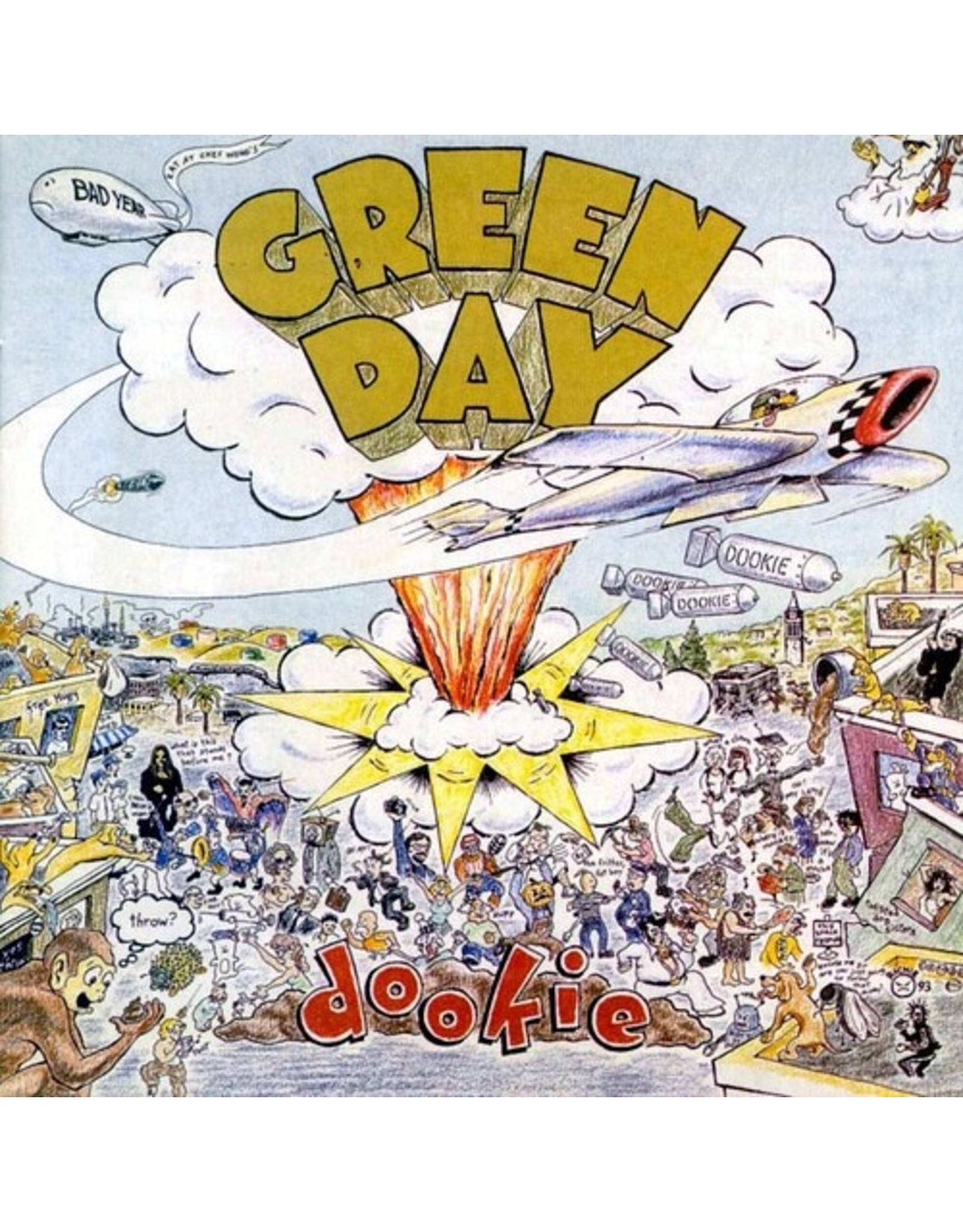 New Vinyl Green Day - Dookie LP