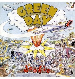 New Vinyl Green Day - Dookie LP