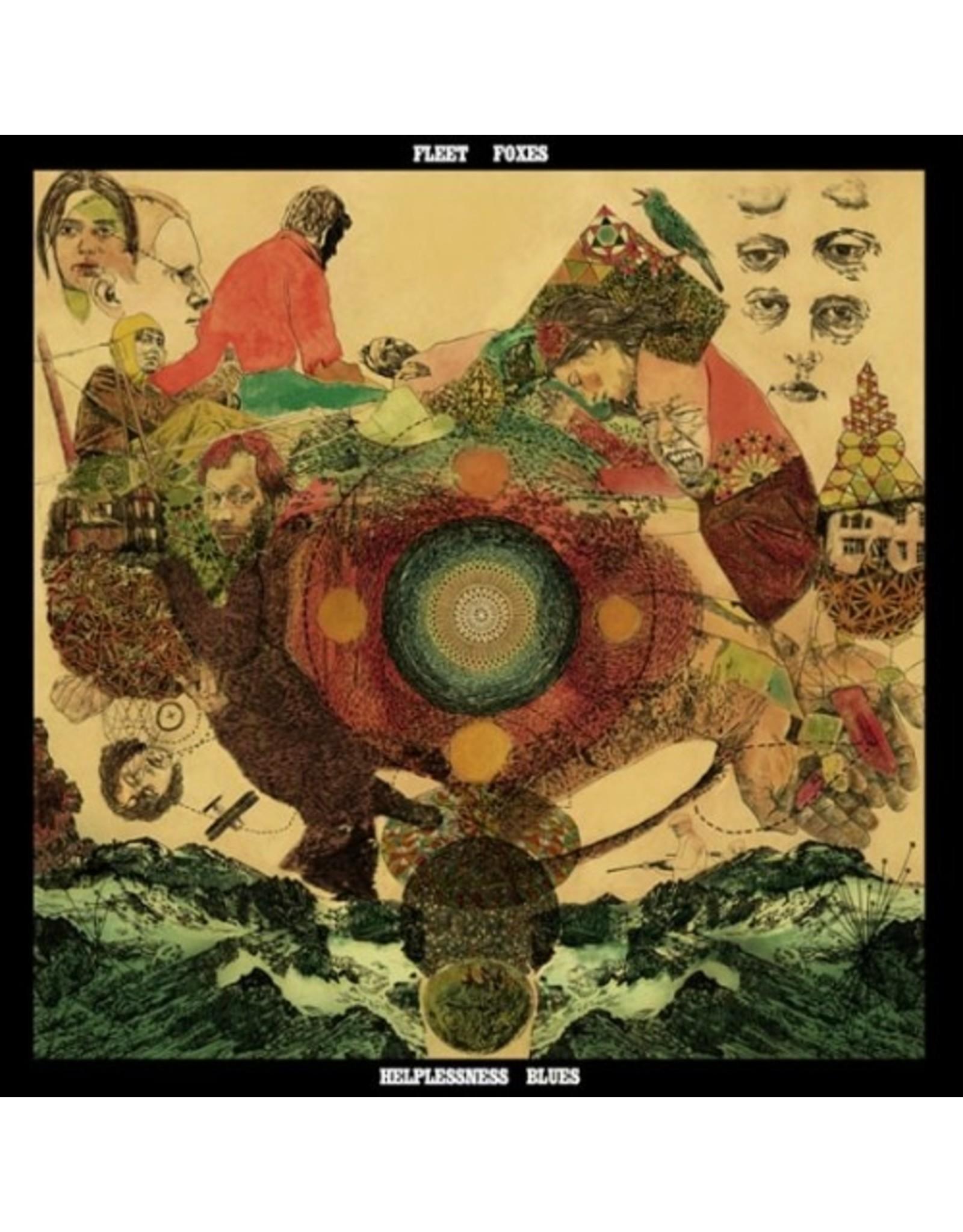 New Vinyl Fleet Foxes - Helplessness Blues 2LP