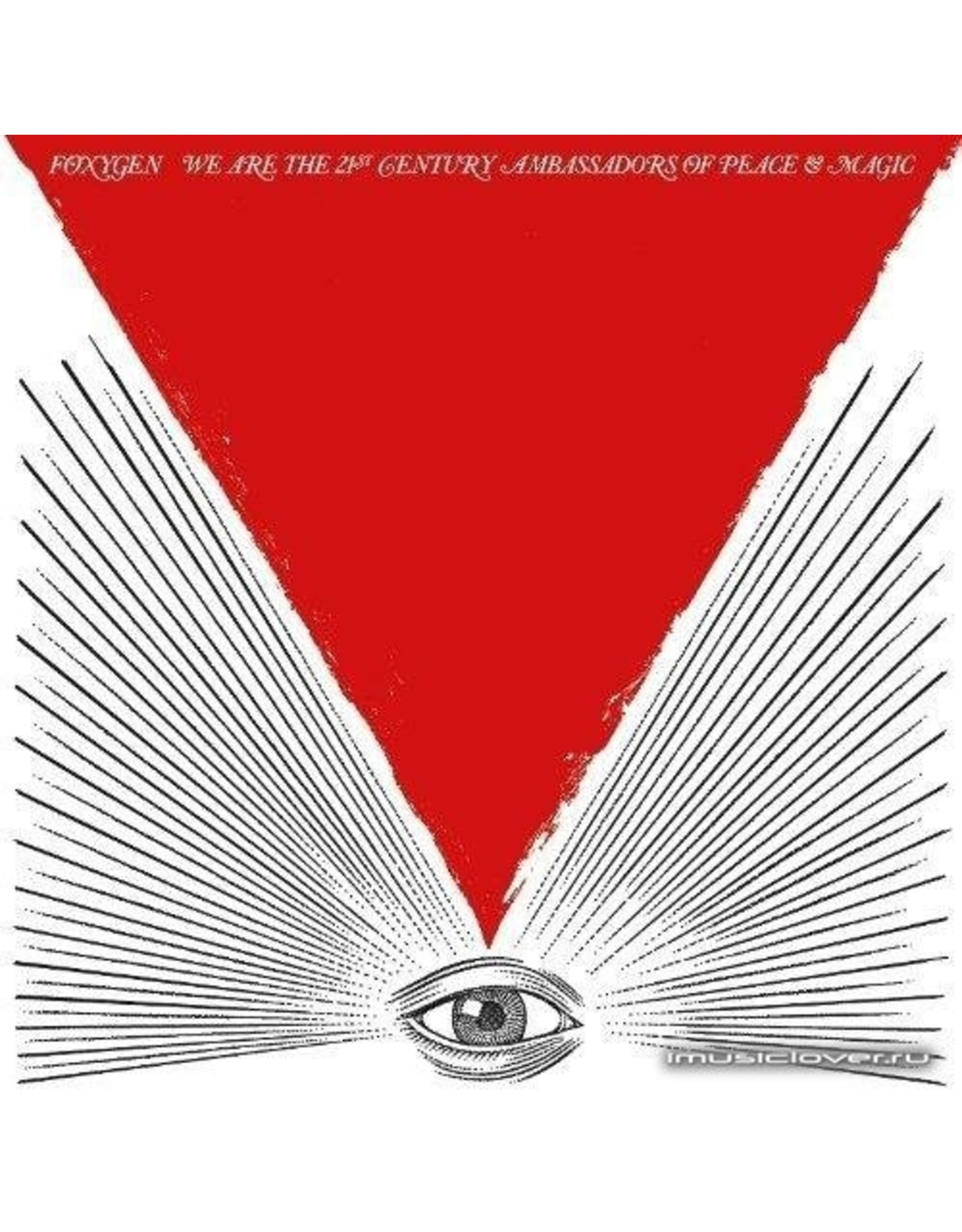 New Vinyl Foxygen - We Are The 21st Century LP