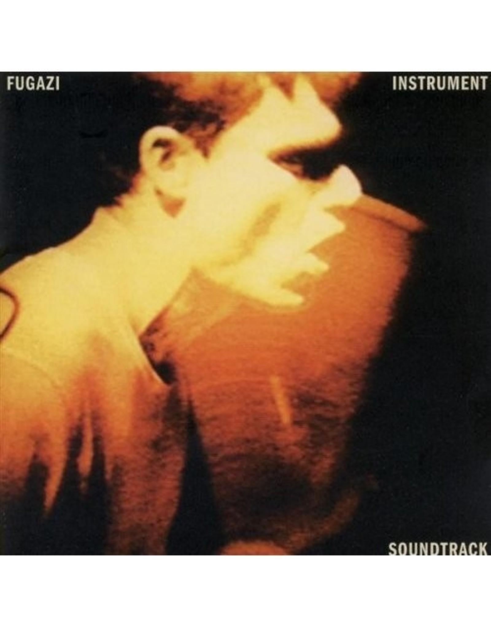 New Vinyl Fugazi - Instrument LP