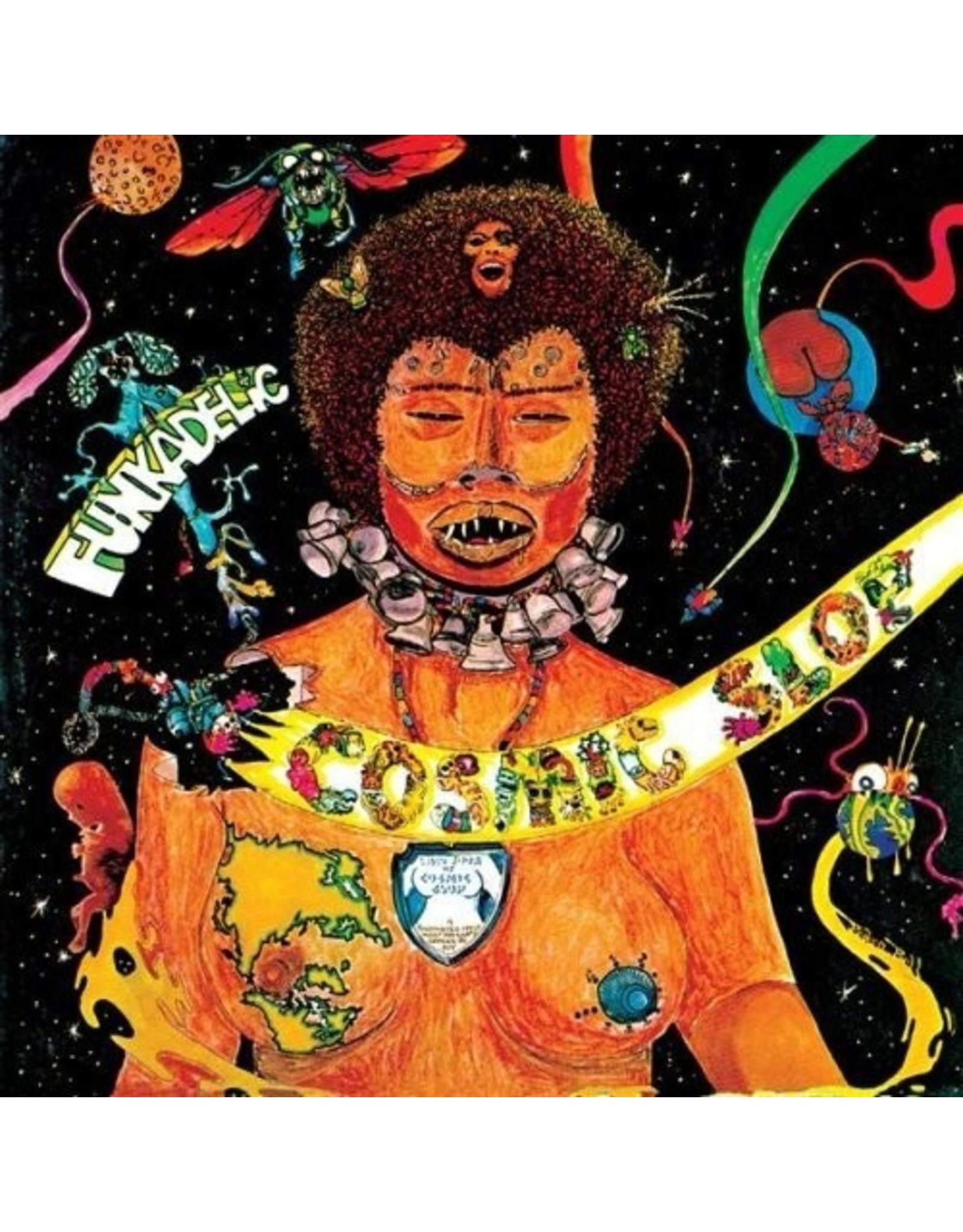 New Vinyl Funkadelic - Cosmic Slop LP