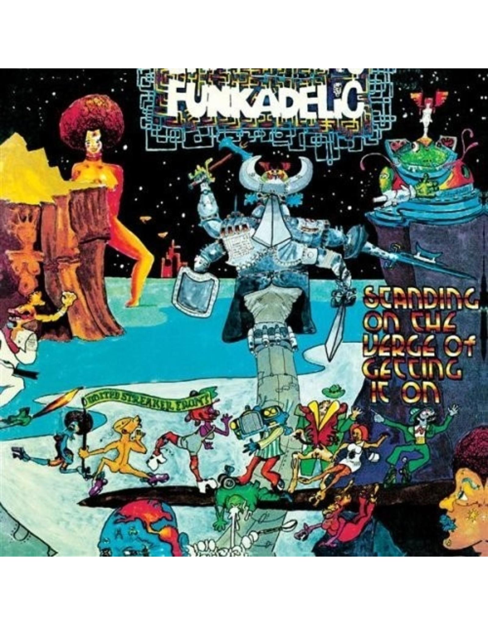 New Vinyl Funkadelic - Standing On The Verge Of Getting It On LP