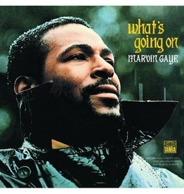New Vinyl Marvin Gaye - What's Going On LP