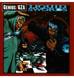 New Vinyl Genius/GZA - Liquid Swords 2LP
