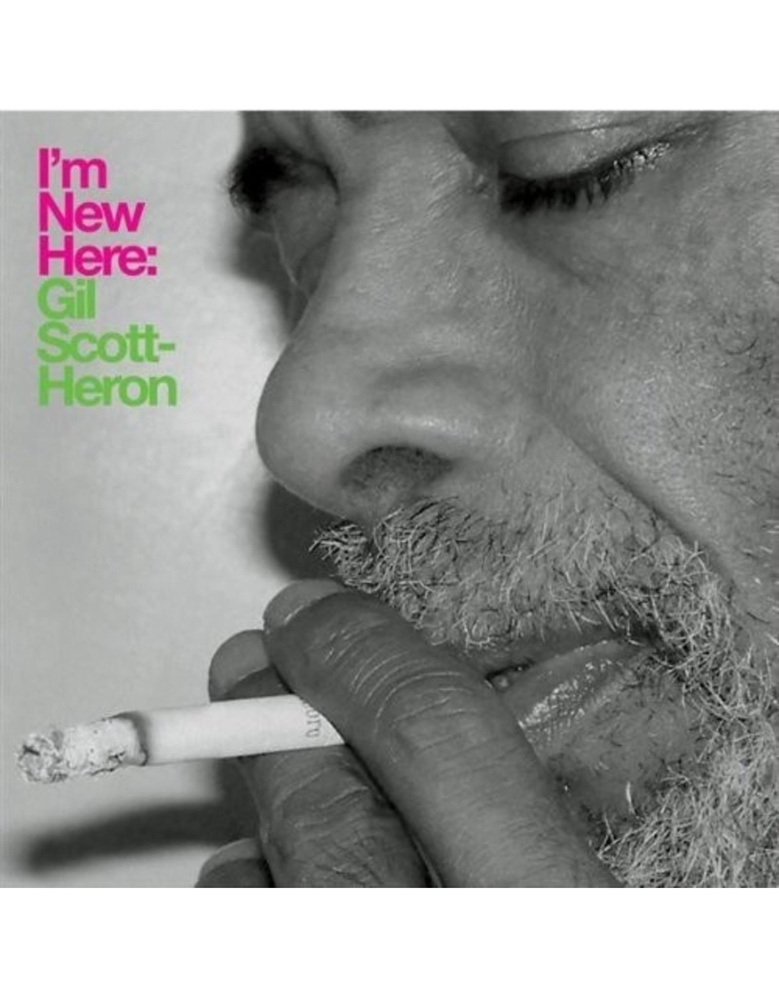 New Vinyl Gil Scott-Heron - I'm New Here LP