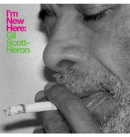 New Vinyl Gil Scott-Heron - I'm New Here (10th Anniversary Edition) 2LP