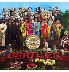 New Vinyl Beatles - Sgt. Pepper's Lonely Hearts Club Band LP