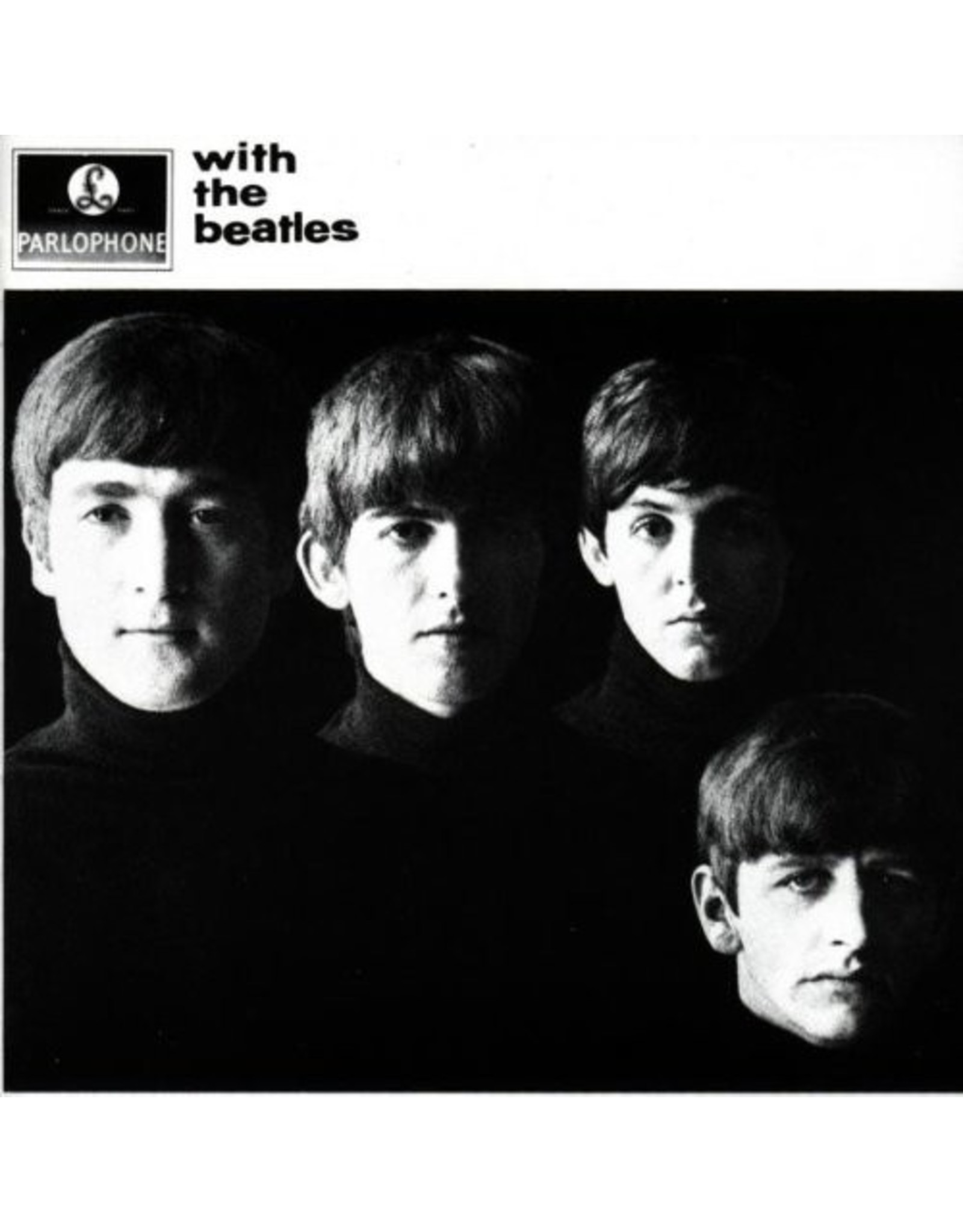 New Vinyl Beatles - With The Beatles LP