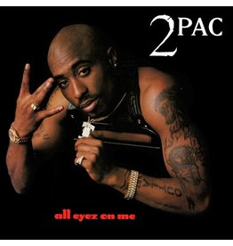 New Vinyl 2Pac - All Eyez On Me 4LP