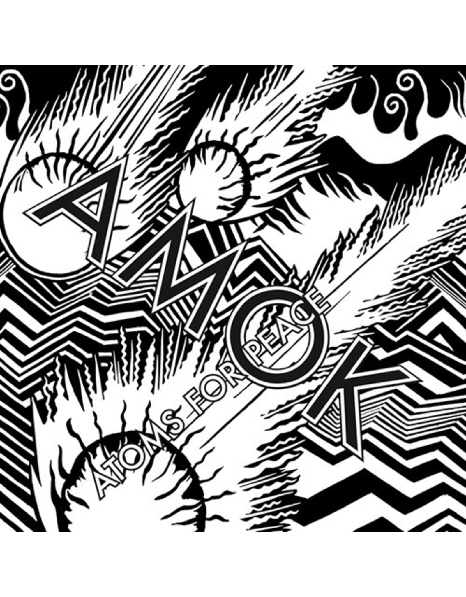 New Vinyl Atoms For Peace - AMOK 2LP