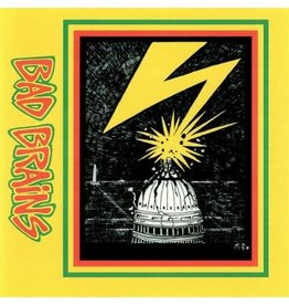 New Vinyl Bad Brains - S/T LP
