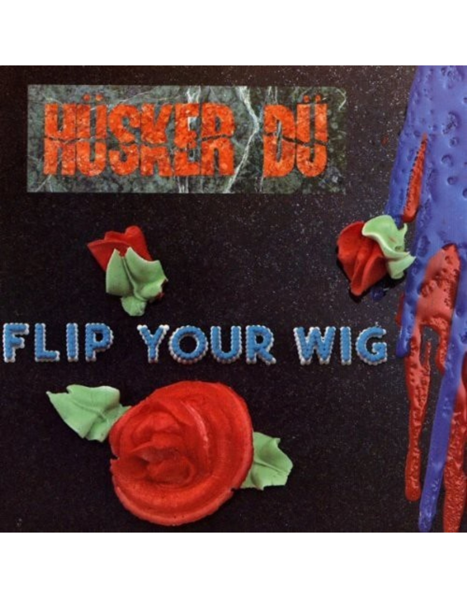 New Vinyl Husker Du - Flip Your Wig LP