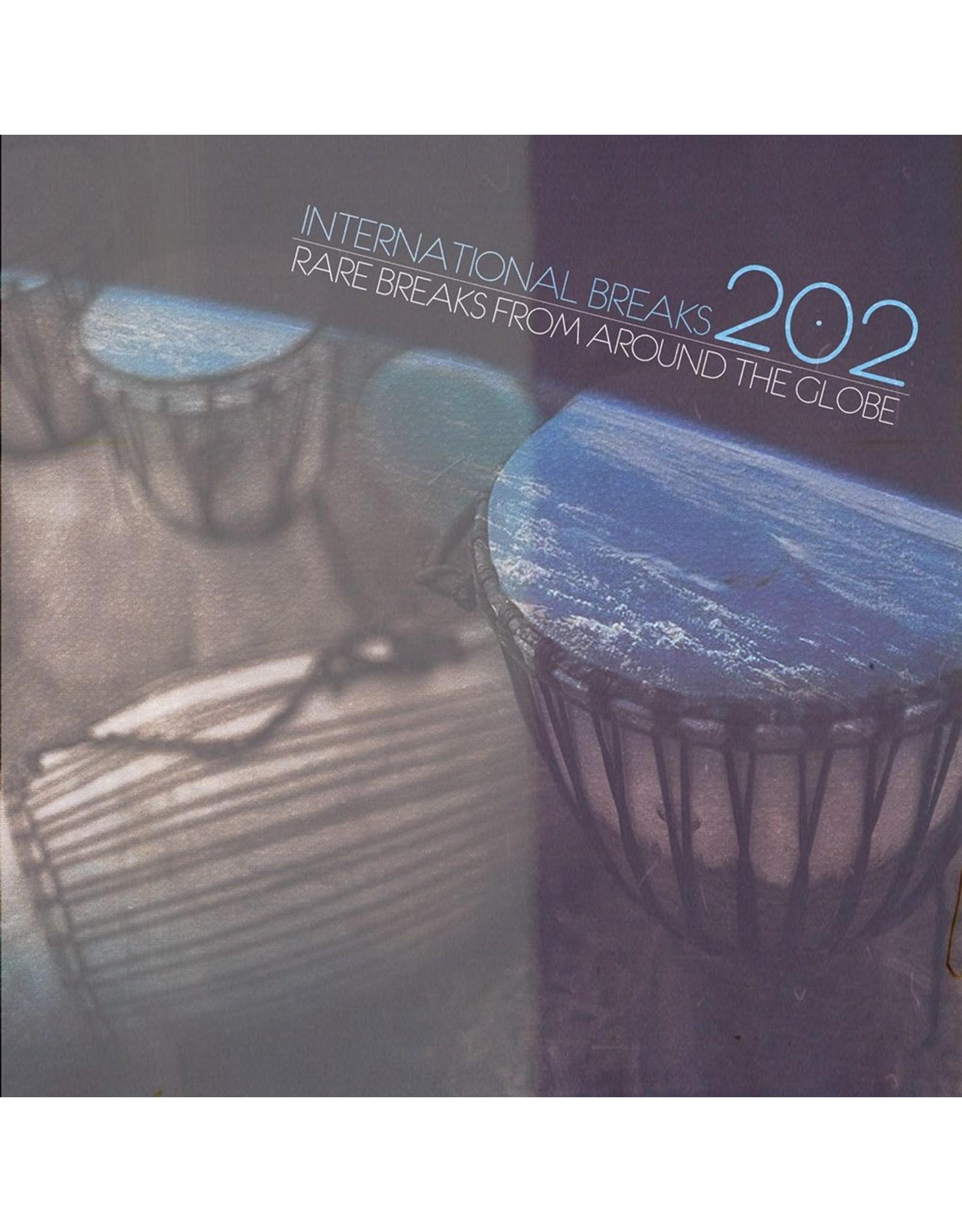 New Vinyl Various - International Breaks 202 LP