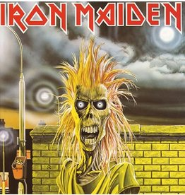 New Vinyl Iron Maiden - S/T LP