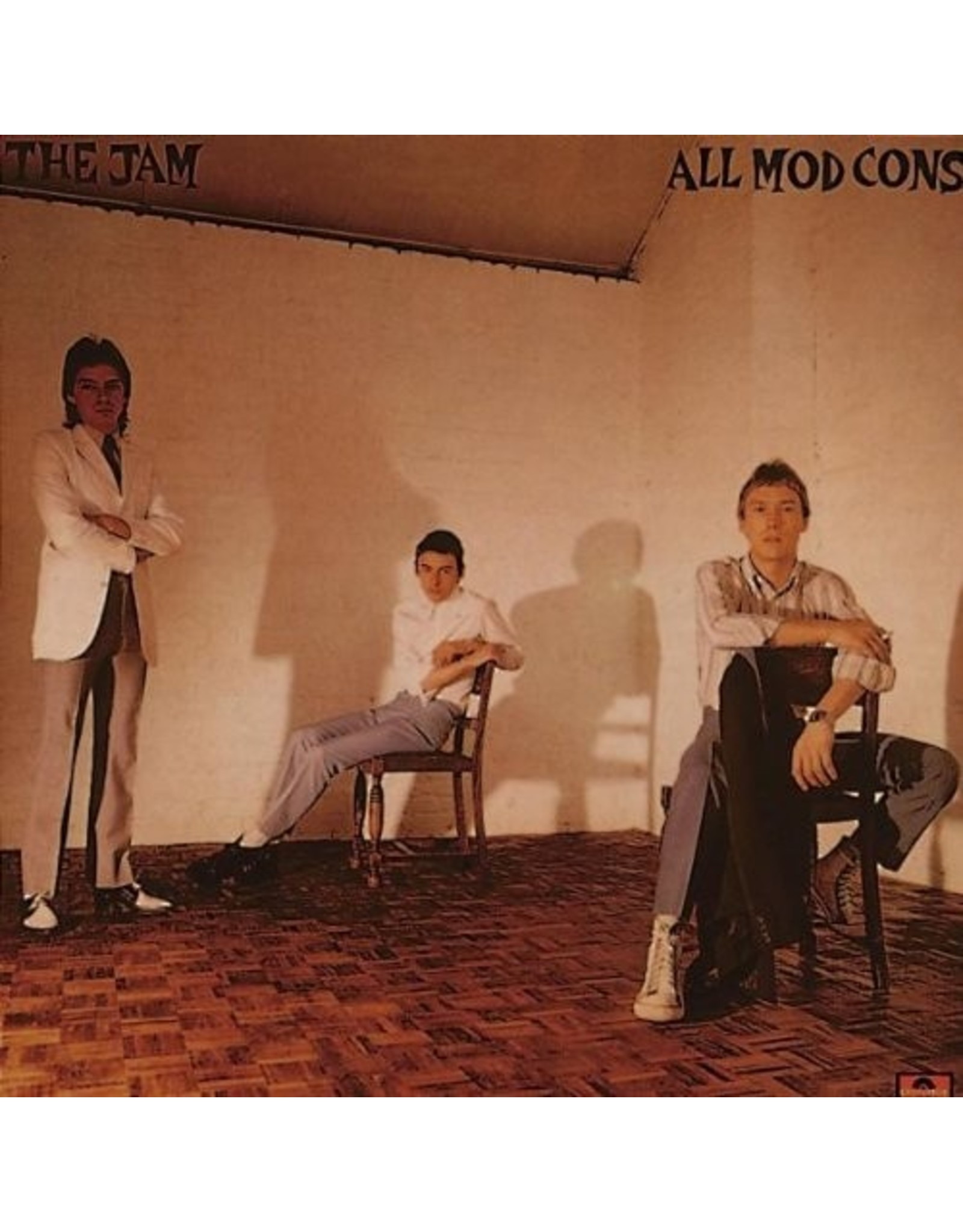 New Vinyl The Jam - All Mod Cons LP