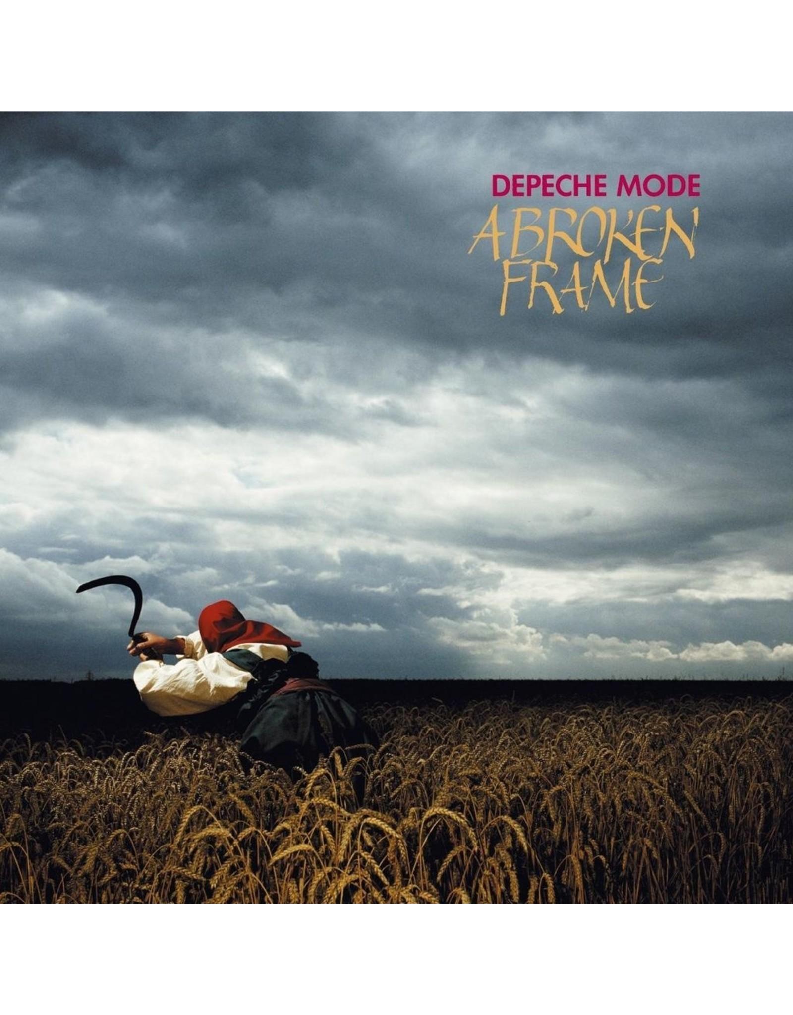 New Vinyl Depeche Mode - A Broken Frame LP