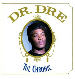 New Vinyl Dr. Dre - The Chronic 2LP