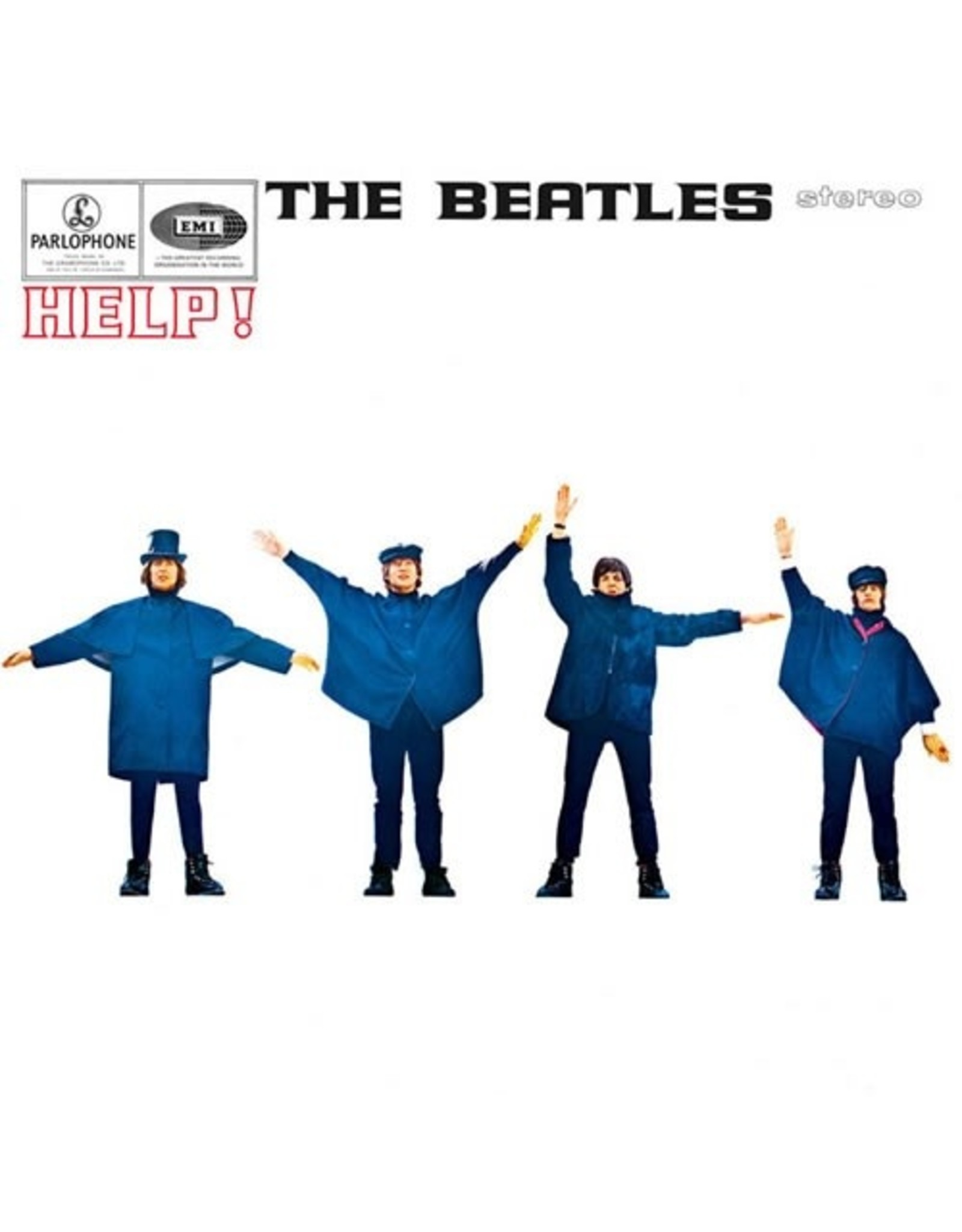 New Vinyl Beatles - Help! LP