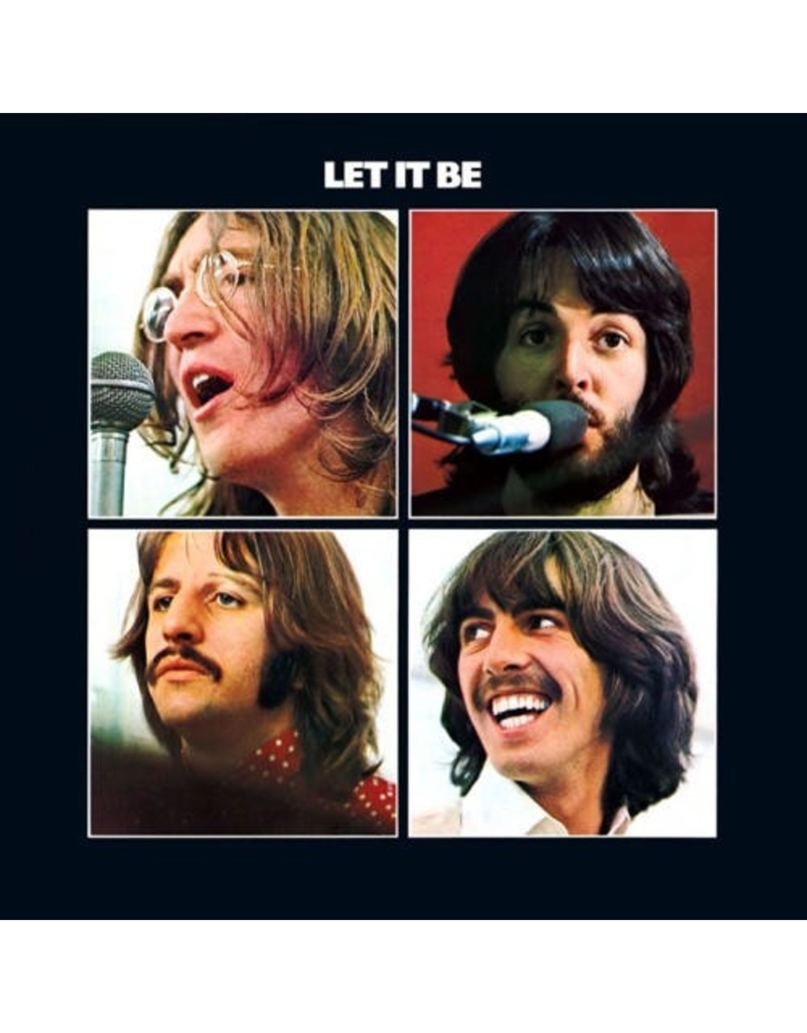 New Vinyl Beatles - Let It Be LP