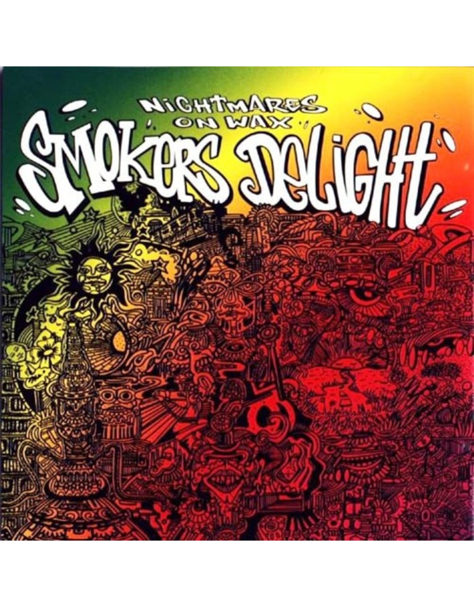 New Vinyl Nightmares On Wax - Smoker's Delight 2LP