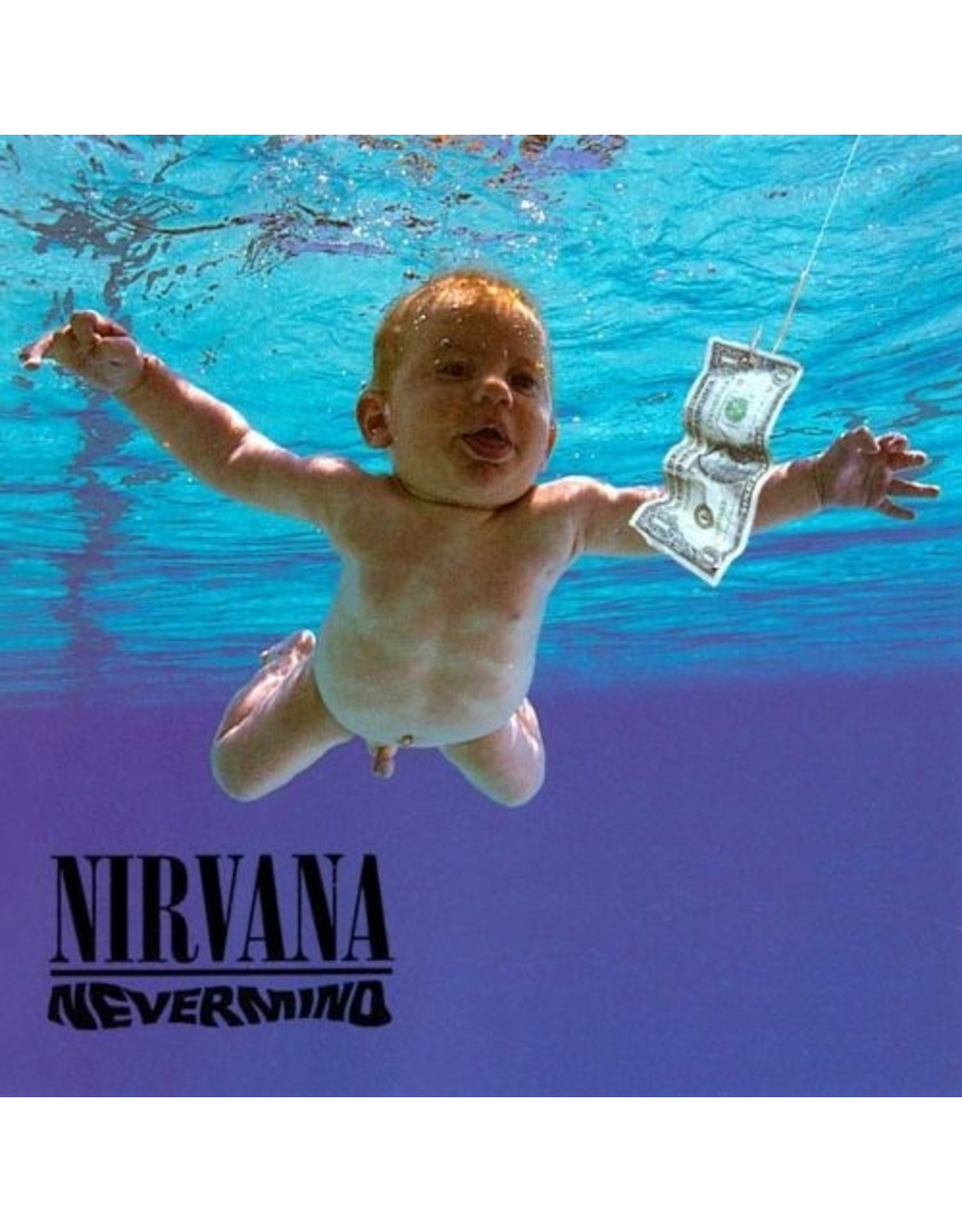 New Vinyl Nirvana - Nevermind LP