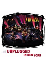 New Vinyl Nirvana - MTV Unplugged In New York LP
