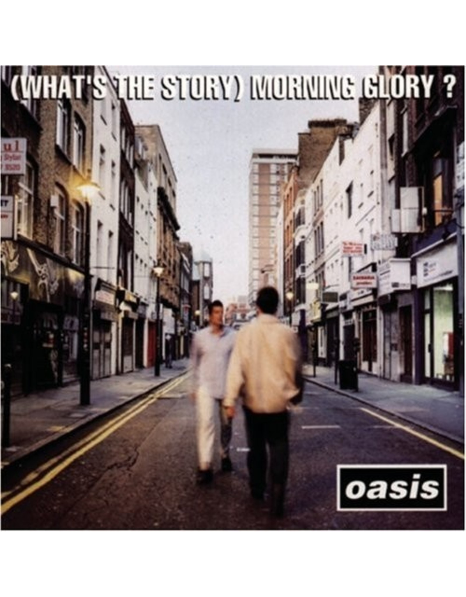 New Vinyl Oasis - What's The Story Morning Glory? 2LP