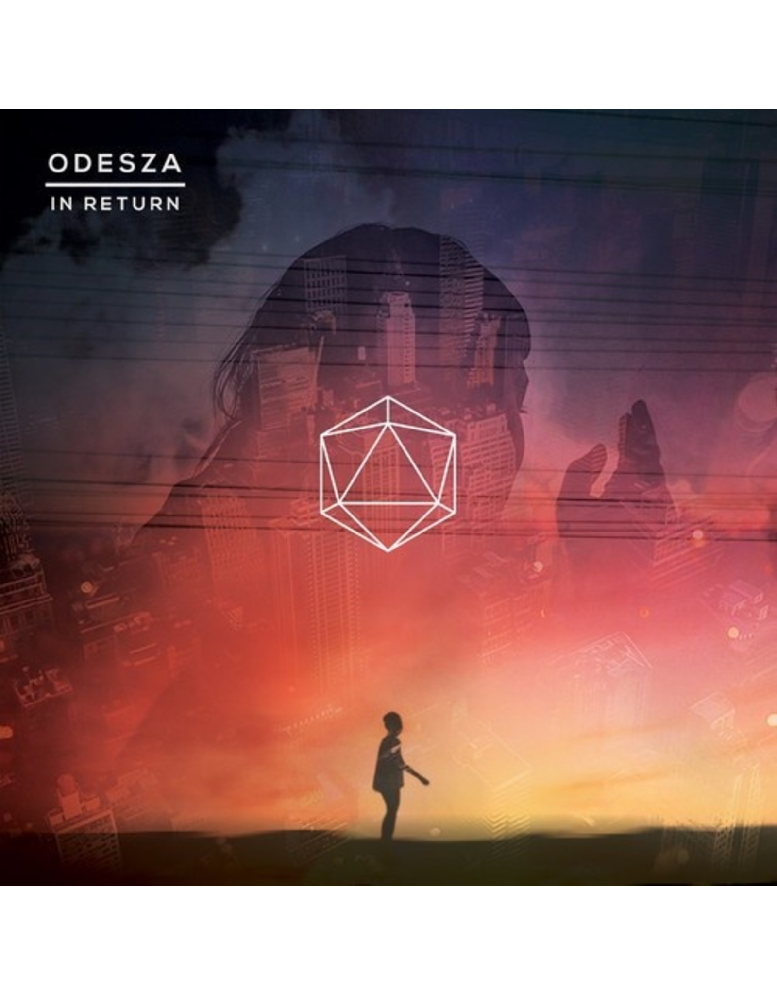 New Vinyl ODESZA - In Return 2LP